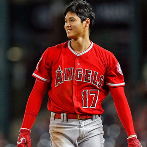 A Profile Of Shohei Ohtani: The Greatest Story In Sport Right Now