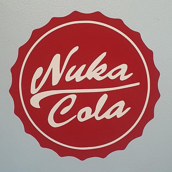 Nuka Cola Wall Sticker