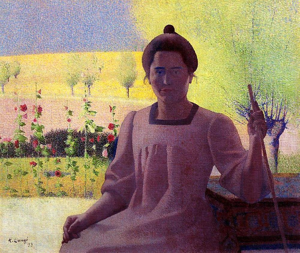 Ашиль Ложе (1861-1944).