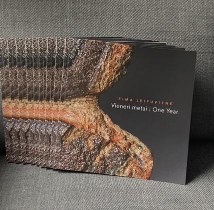 Parodos katalogas/Exhibition catalogue