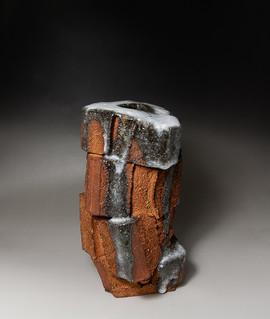 Guan glaze_twisted sculptural (2 of 2).j