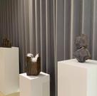 """Keramikos kūrinių paroda """"Vieneri metai"""""""