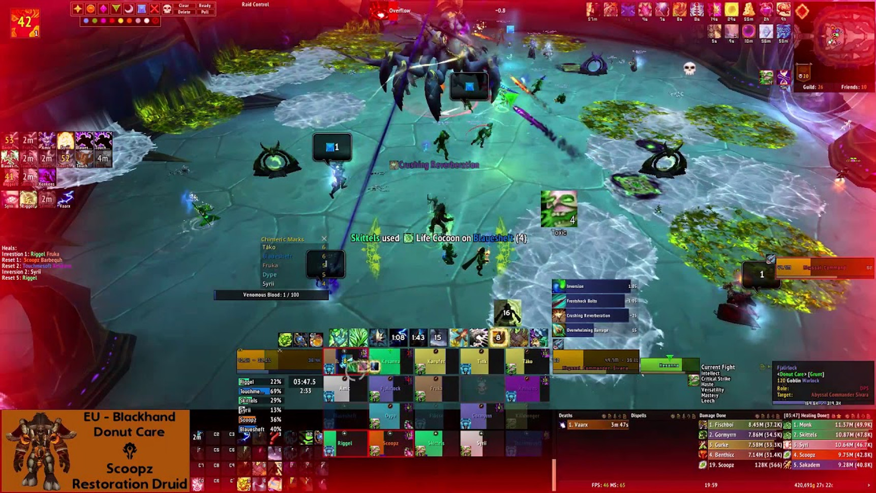 TEP - Mythic Abyssal Commander Sivarra