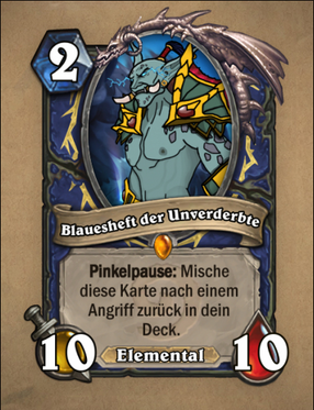 Blauesheft aka Captain Harndrang