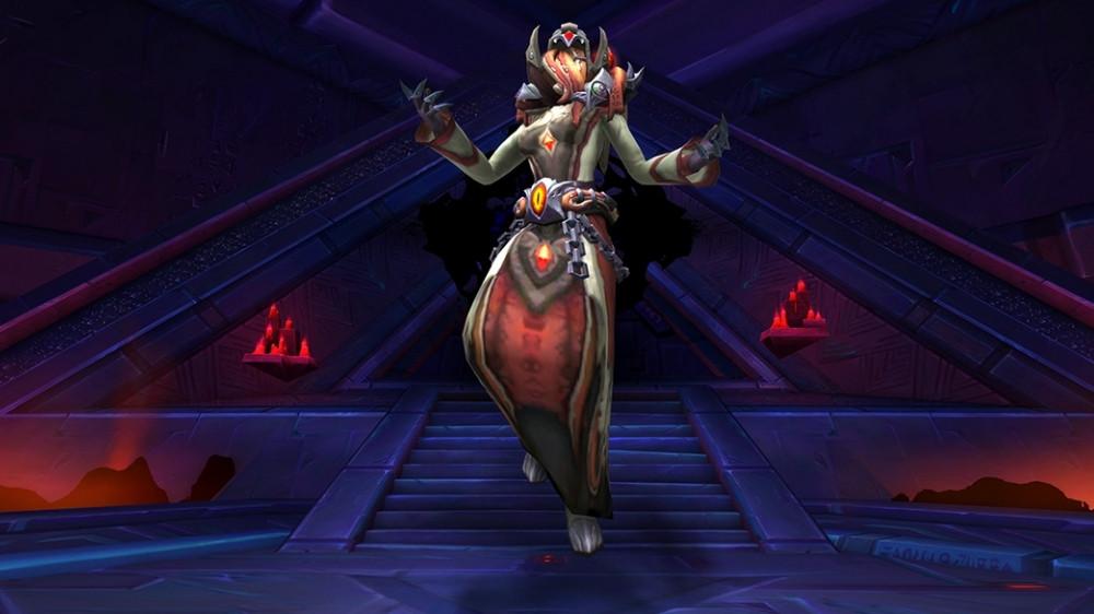 NYA - Mythic Dark Inqisitor Xanesh