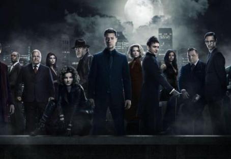 Série files : Gotham (saisons 1-3)