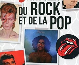 L'avis des libraires - 36ème chronique : Les + folles histoires des idoles du rock et de la pop