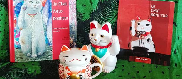 L'avis des libraires - Chronique HS : Sur les traces du Maneki Neko...