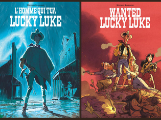 L'avis des Libraires - 209ème chronique : Lucky Luke signé Matthieu Bonhomme