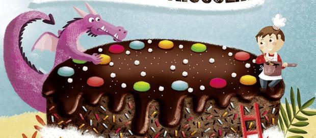 La fabuleuse histoire du gâteau au chocolat #En 3 points