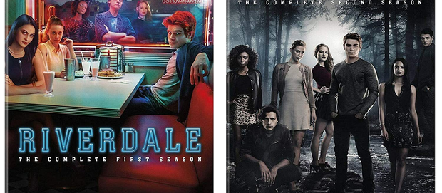 Série files : Riverdale, S01-02
