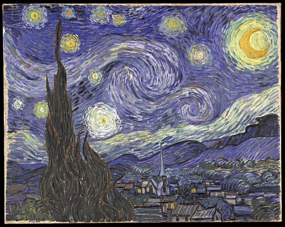 Et vous quelle est votre toile préférée de ce cher Vincent ?