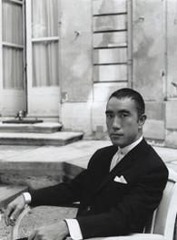 L'auteur, l'inénarable Yukio Mishima.