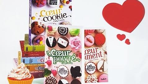 Chronique invitée : Saga Les Filles au Chocolat tomes 2 à 6 + adaptation BD #En 3 points
