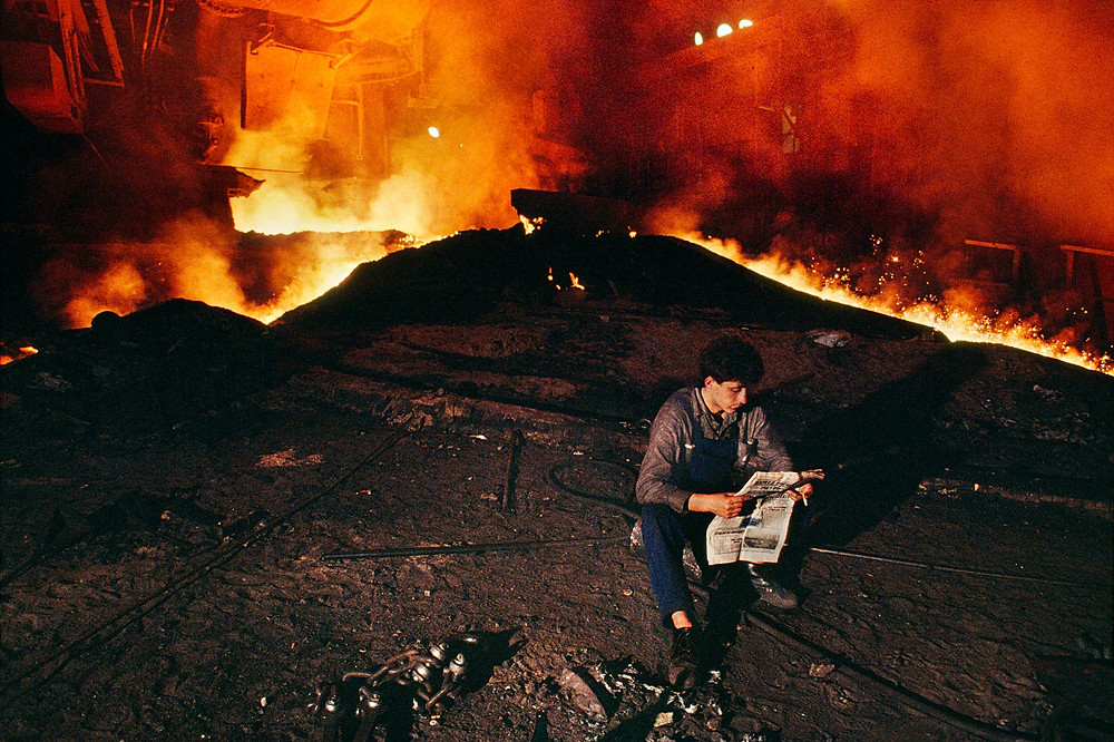 Ma photo coup de coeur, prise en Yougoslavie.