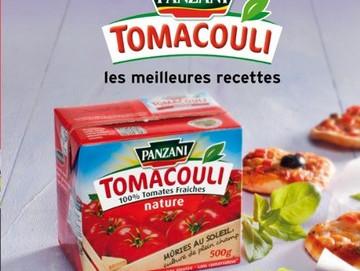De la page au plat : Cake au Tomacouli, thon & courgette