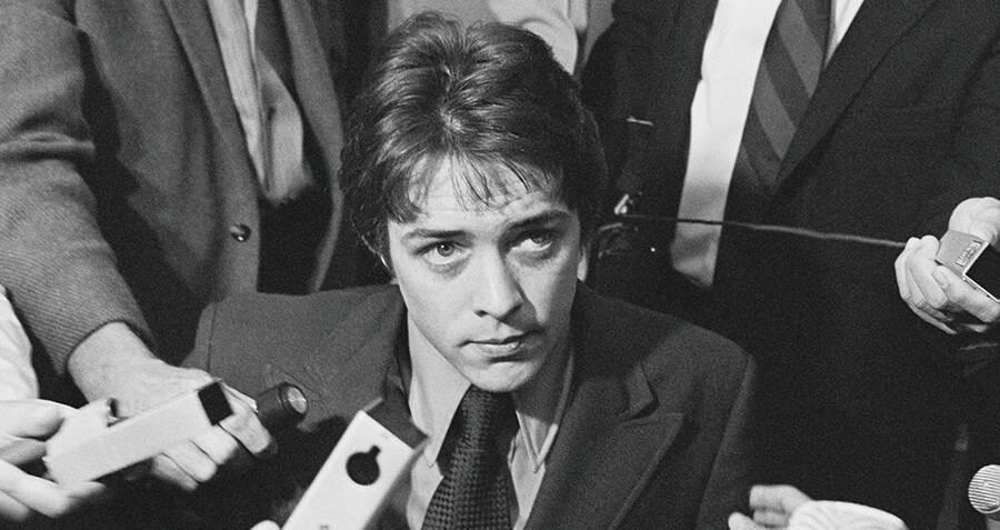 Bobby Beausoleil en plein procès (DR rxstr)