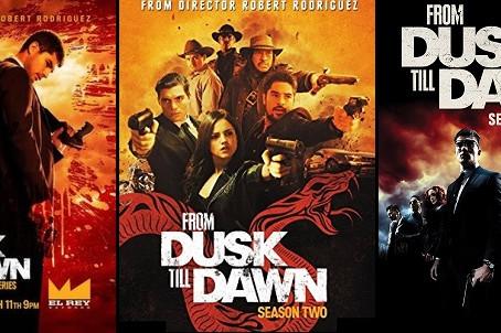 Série files : From Dusk Till Dawn / Une nuit en enfer (intégrale)