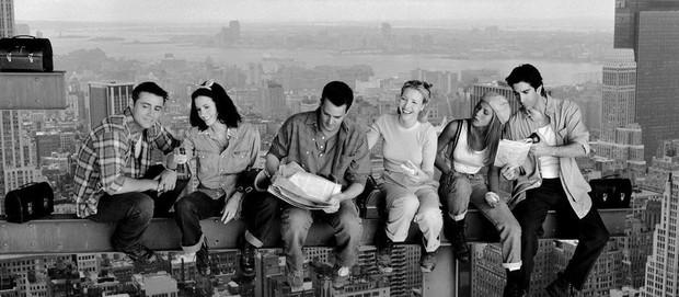 Série files : Friends (intégrale)
