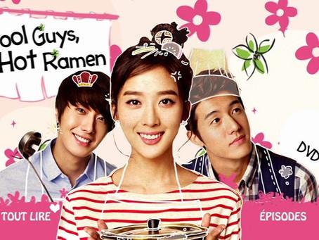 Série files : Cool Guys Hot Ramen / Flower Boys Ramyun Shop