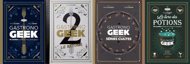 L'avis des libraires - 201ème chronique : Gastronogeek, la rétrospective
