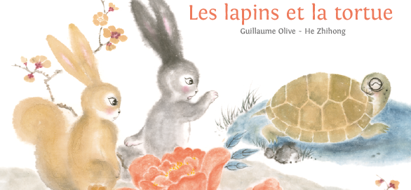Les lapins et la tortue #En 3 points