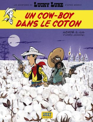 L'avis des libraires - 194ème chronique : Un cow-boy dans le coton