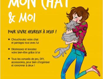 Mon Cahier : Mon chat & moi #En 3 points