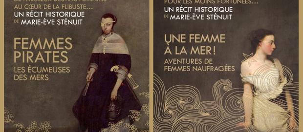 L'avis des libraires - 165ème chronique : Focus sur Marie-Ève Sténuit