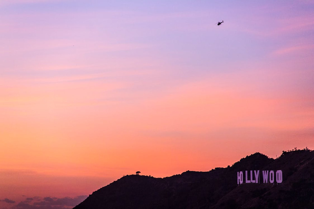 Hollywood par Sam Richards (Pexels)
