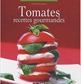 De la page au plat : Samoussas aux tomates, thon & piment d'Espelette