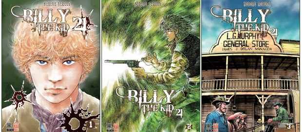 L'avis des libraires - 166ème chronique : Billy the Kid 21