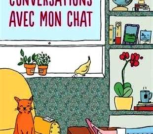L'avis des libraires - 75ème chronique : Conversations avec mon chat