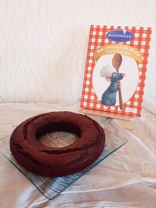 De la page au plat : Le gâteau de Gusteau