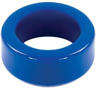 Cockring Stretch TitanMEN Bleu 25mm