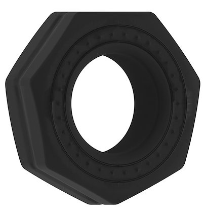 Cockring Nut Flex Sono N°43 - 32mm Noir