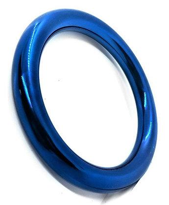 Cockring Donut Bleu 8mm