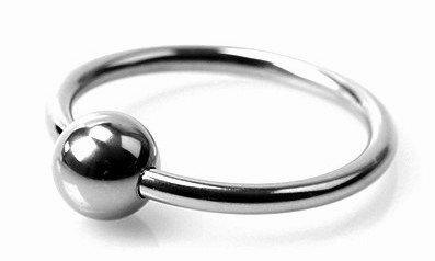 Anneau de gland BALL 3mm - Diamètre 25 mm