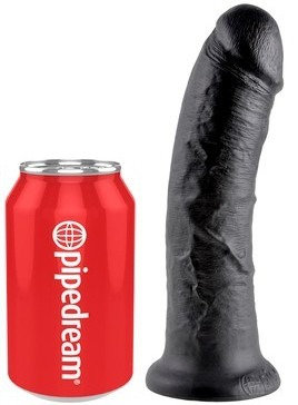 King Cock 20 x 5 cm Noir