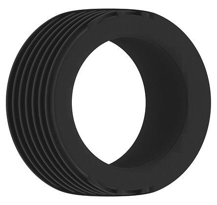Cockring Line Flex Sono N°42 - 30mm Noir