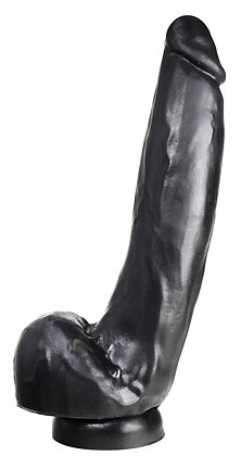 Gros gode Dildorama 21 x 6 cm Noir
