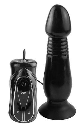 Plug vibrant Vibrating Thruster 14 x 4.4cm