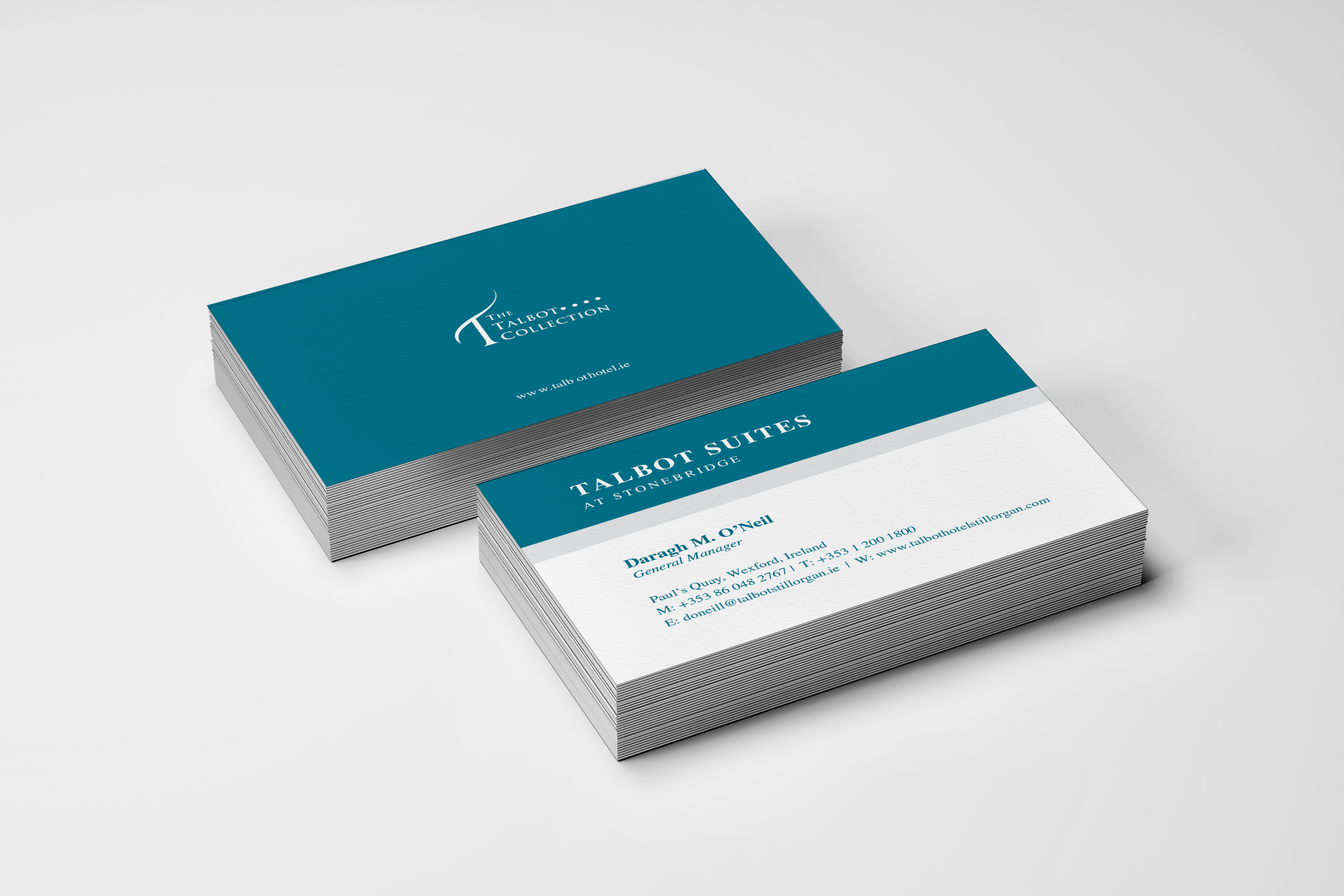 Talbot Business Cards