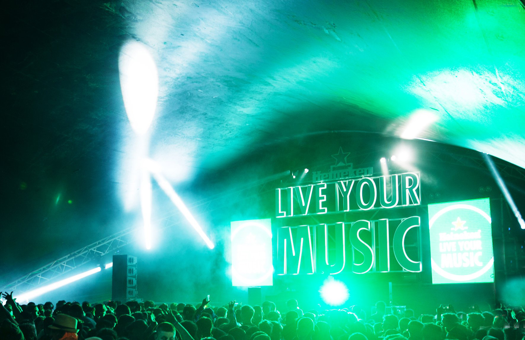 Heineken Live Your Music | exhibit