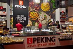 Peking stand