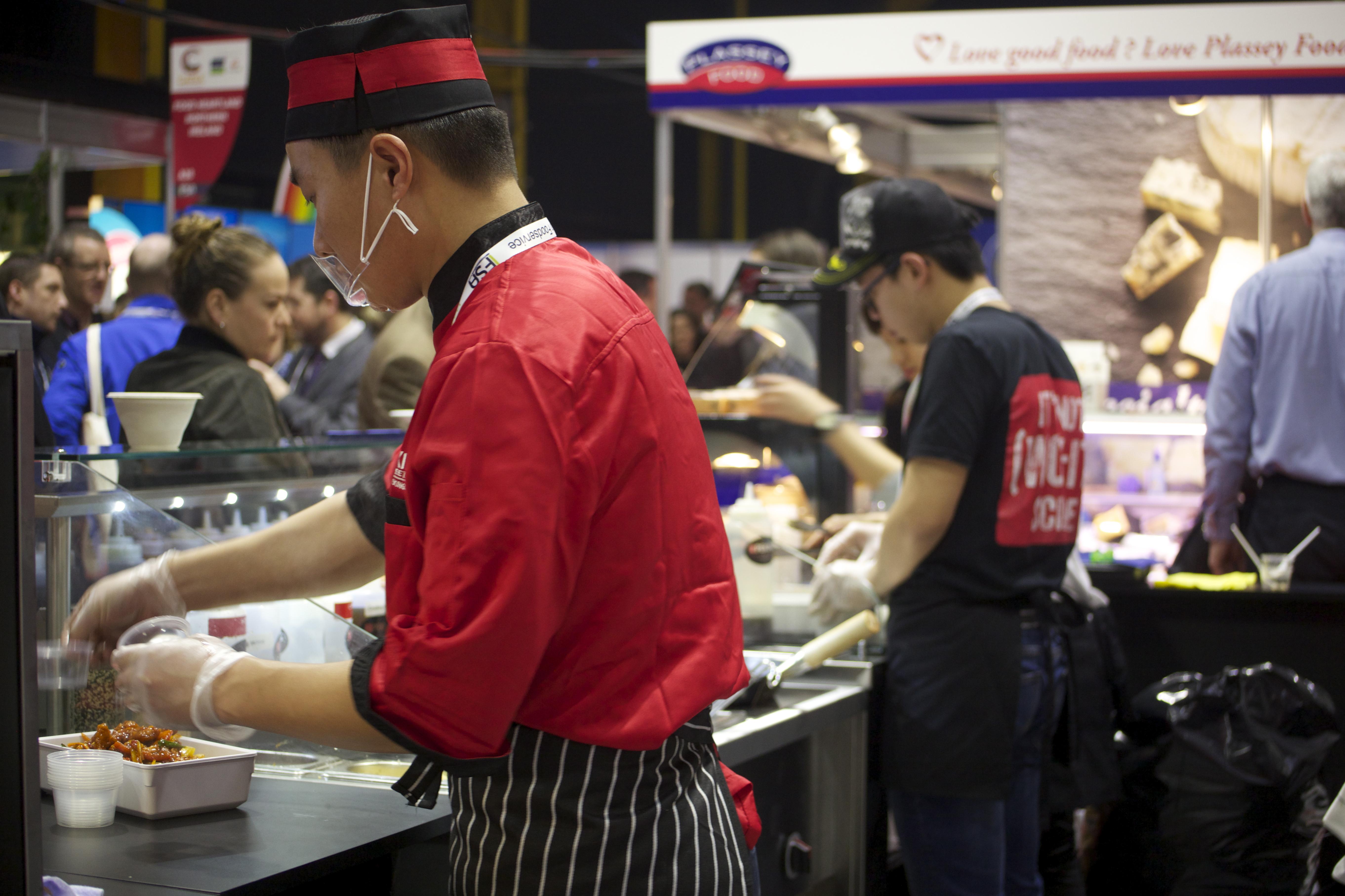 Peking staff 2