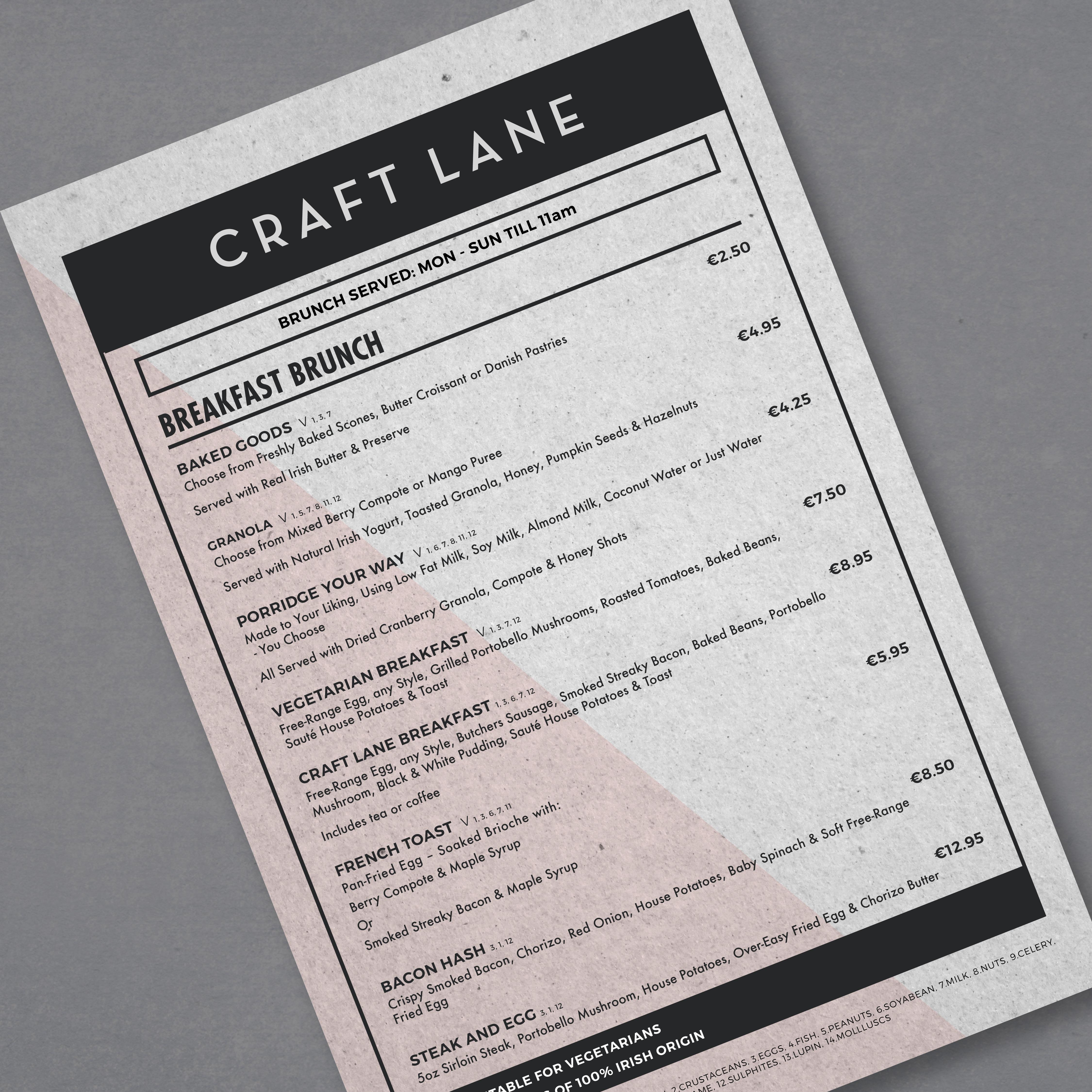 Craft Lane_Branding
