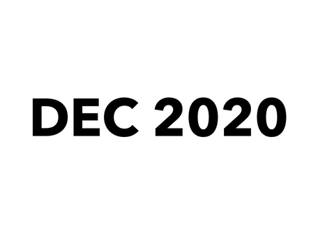 December 2020 Chamber Meeting Minutes