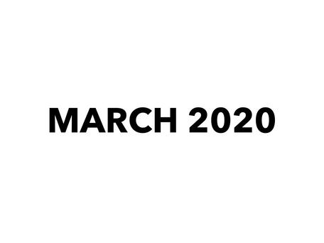 Ignacio Chamber Meeting March 4, 2020