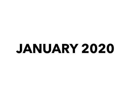 Ignacio Chamber Meeting Jan 8, 2020